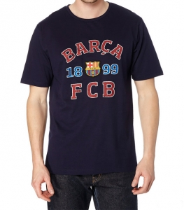 T-Shirt Adulte FC Barcelone Supporter Football HOLIPROM