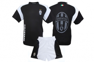 Mini-Kit Enfant Football Equipe Juventus de Turin HOLIPROM