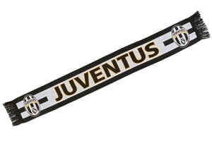 Echarpe Supporter Football Equipe Juventus de Turin HOLIPROM