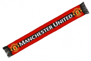 Echarpe Equipe Manchester United Supporter Football HOLIPROM