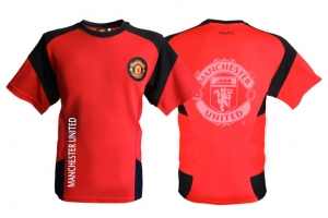 Maillot Enfant Equipe Manchester United Supporter Football HOLIPROM