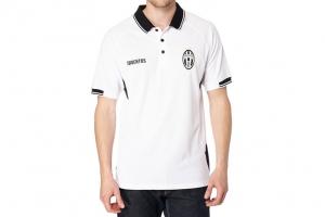 Polo Adulte Football Equipe Juventus de Turin HOLIPROM
