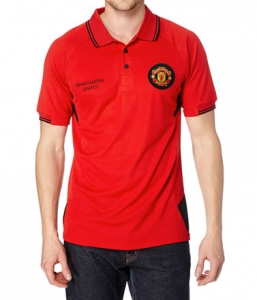Polo Manchester United Equipe Manchester United Supporter Football HOLIPROM
