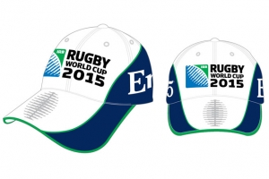 Casquette Rugby World Cup 2015 HOLIPROM