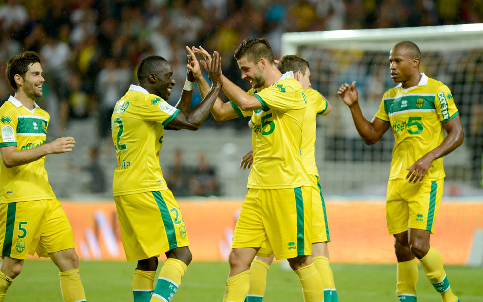Image result for Nantes team 2017