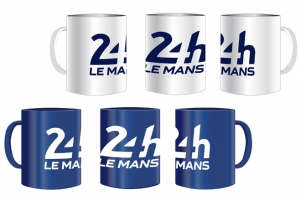 Mugs Auto Moto Camion Circuit 24 Heures Du Mans HOLIPROM