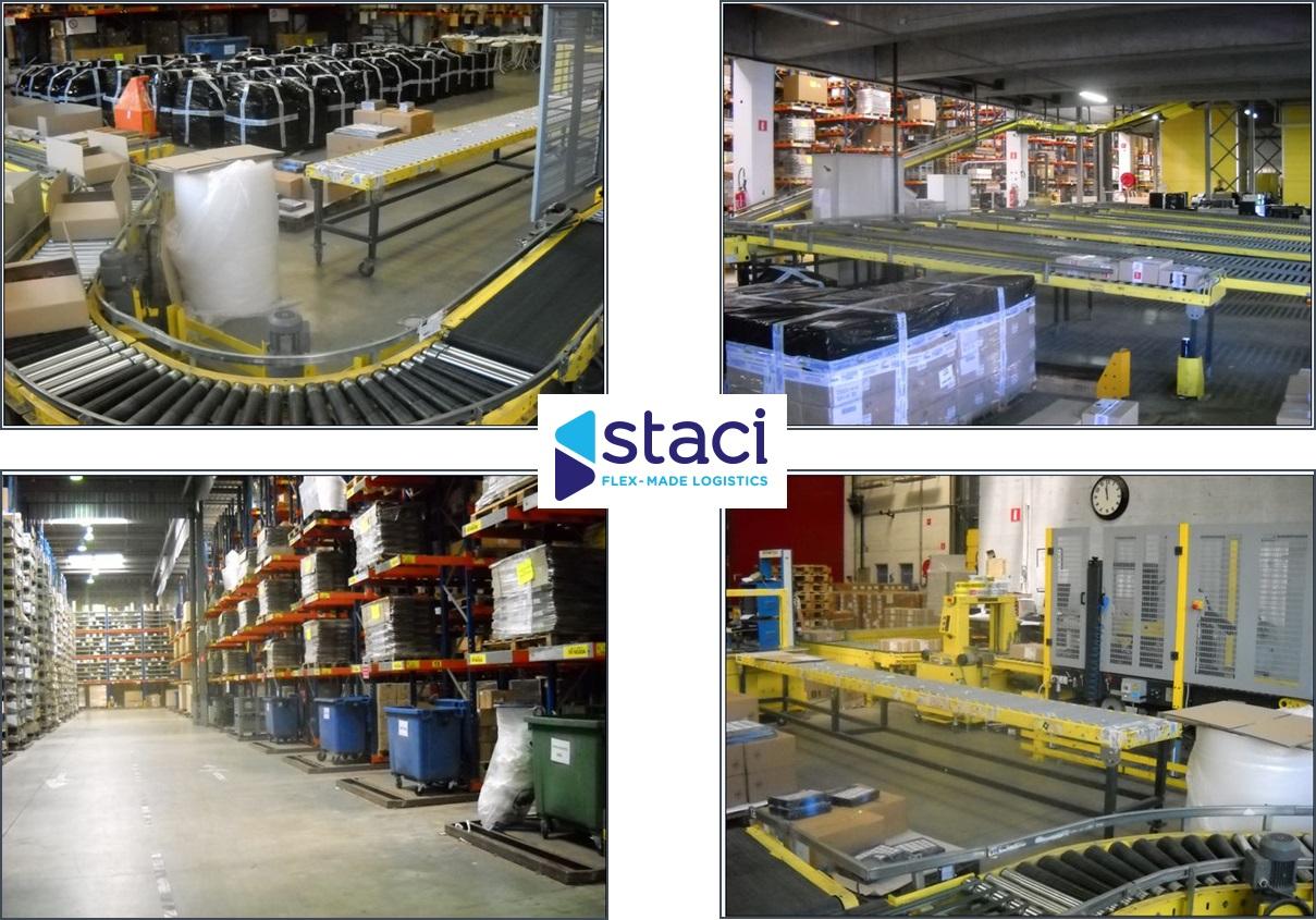 STACI stockage