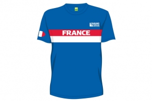 T-Shirt Rugby World Cup 2015 France HOLIPROM
