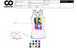 coreupt-t-shirt-partenaire-co-branding-b2B-holiprom