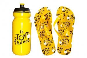 Gourde Tongs Tour de France Cyclisme HOLIPROM