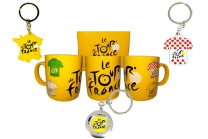 Mugs Porte clÈs Tour de France Cyclisme HOLIPROM